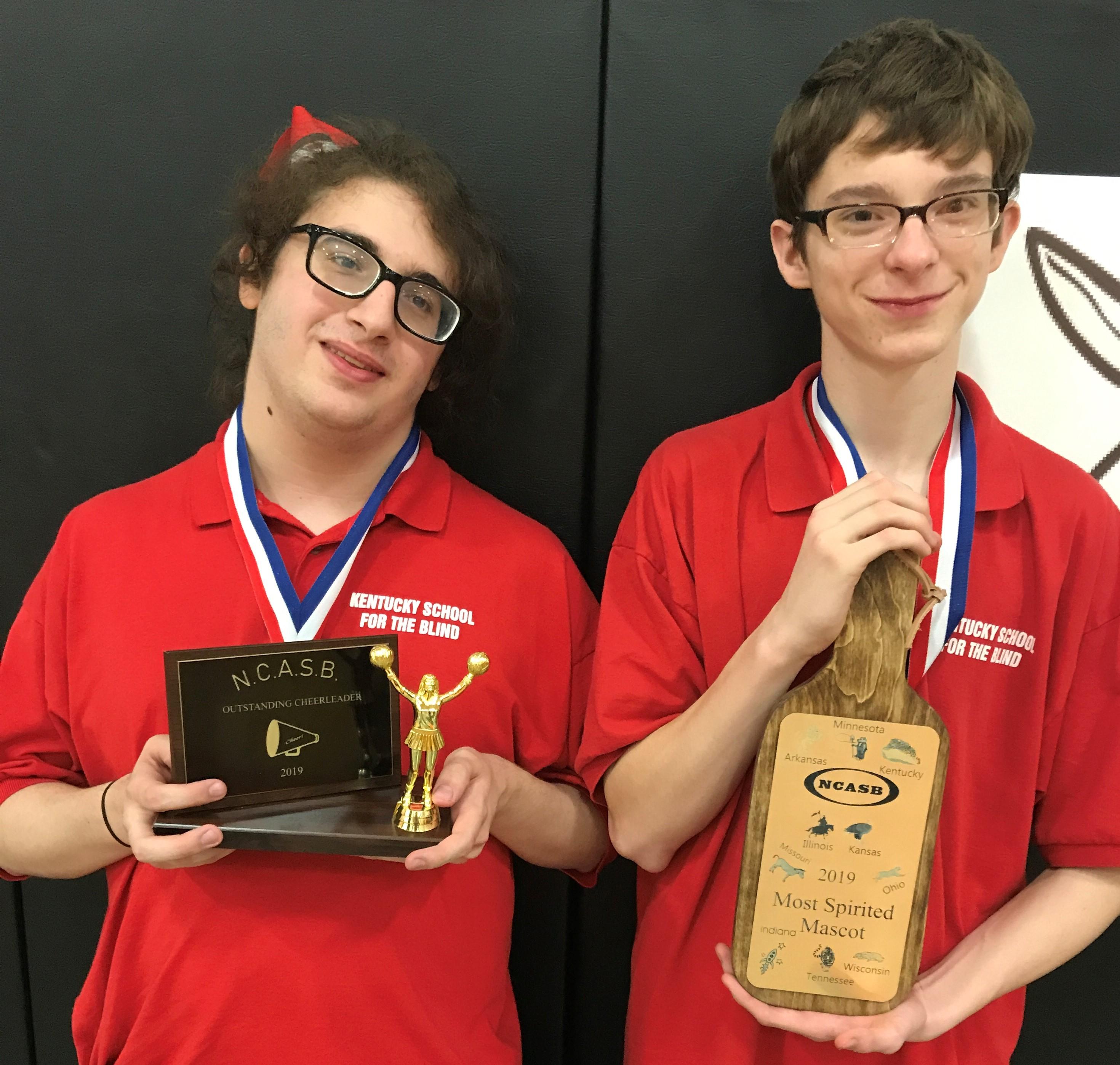 Outstanding Cheer Award